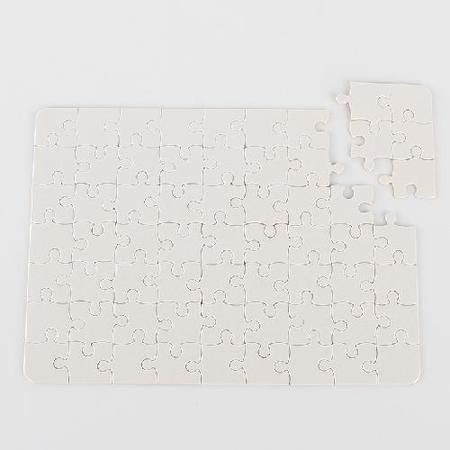 Blank Jigsaw Puzzle for Sublimation