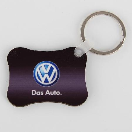 Sublimation MDF Keychain
