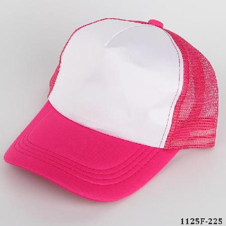 Blank Cap for Heat Transfer Pink