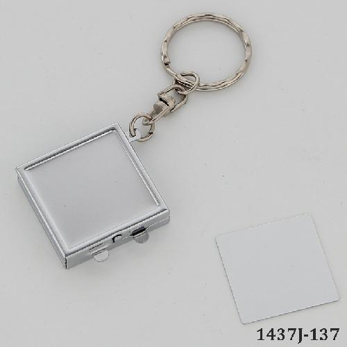 Blank Compact Mirror for Sublimation/Square