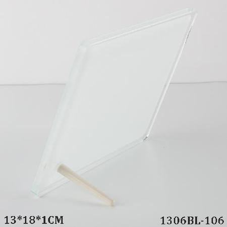 Crystal Glass Coated for Sublimation