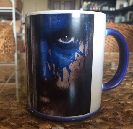 Magic Mug for Sublimation Blue Color